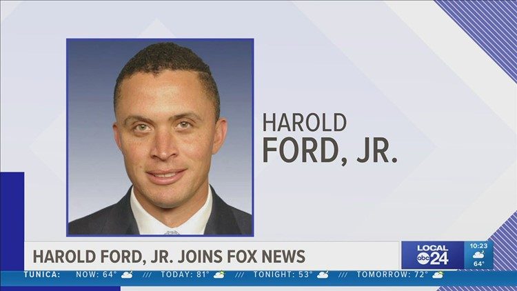 Opinion | Will Democrat Harold Ford, Jr. thrive as a new contributor to staunchly conservative Fox News? | Richard Ransom