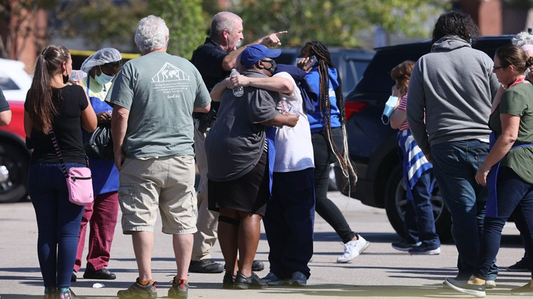 Shelby County offering counseling and assistance to victims and loved ones in Kroger shooting