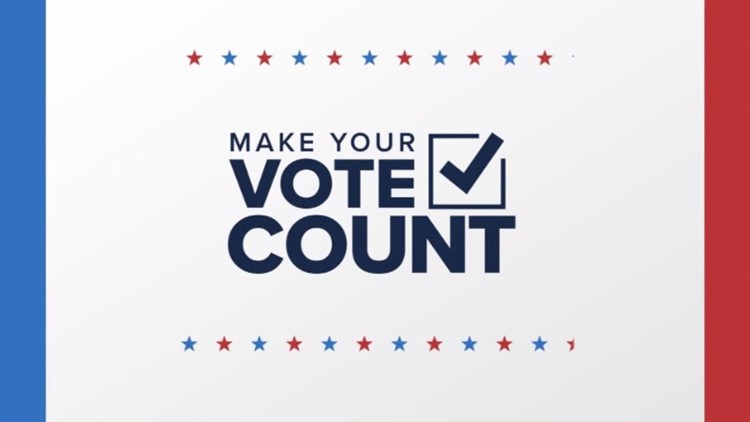Polling locations in DeSoto County for Mississippi General Election