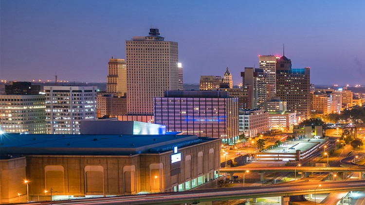 Memphis gets an 'F' in 'State of the Air 2021' report