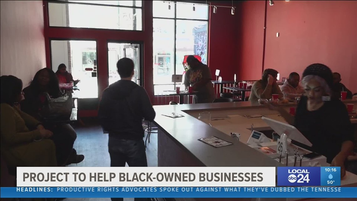 Operation Hope seeks to support 1 million Black owned business across the US starting in Memphis