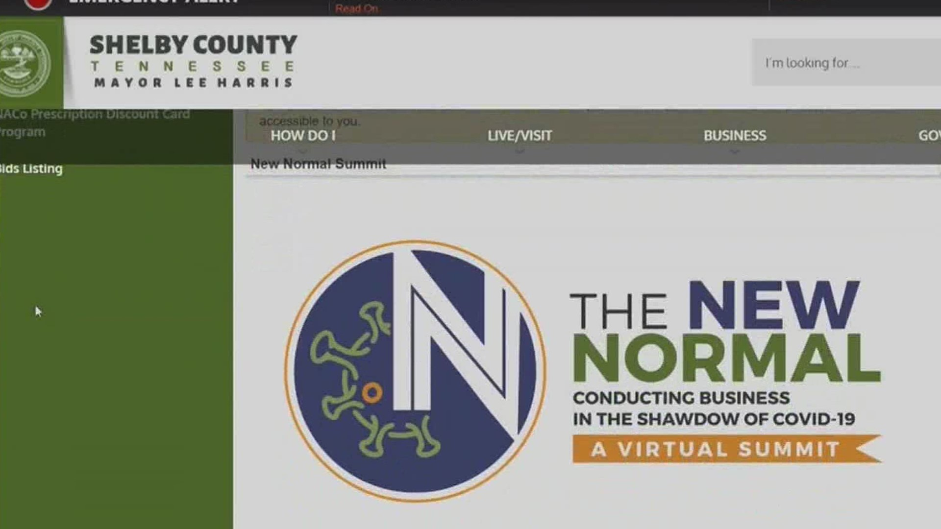 The New Normal Virtual Summit For Memphis Businesses