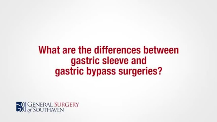 What Are the Differences Between Gastric Sleeve and Bypass?