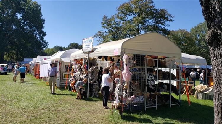 Pink Palace Arts & Crafts Fair returns to Memphis after one-year hiatus