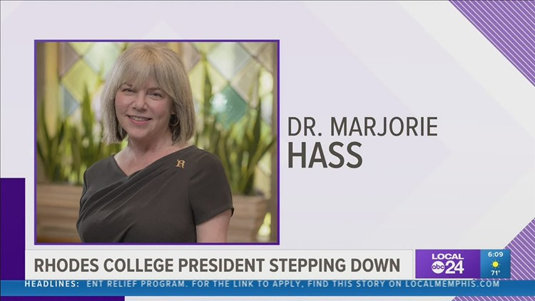 Rhodes College President to leave in August for national council
