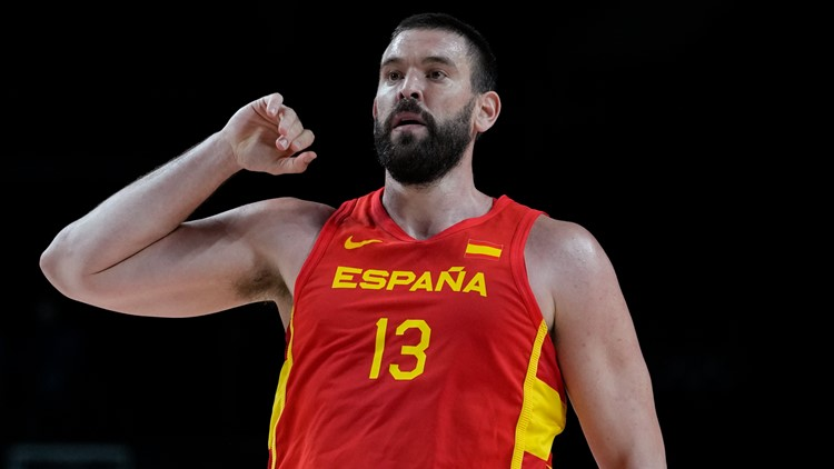Memphis Grizzlies waive Marc Gasol, allowing him to remain with family in Spain