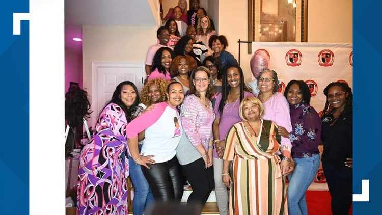 Facebook group supports women of color battling breast cancer