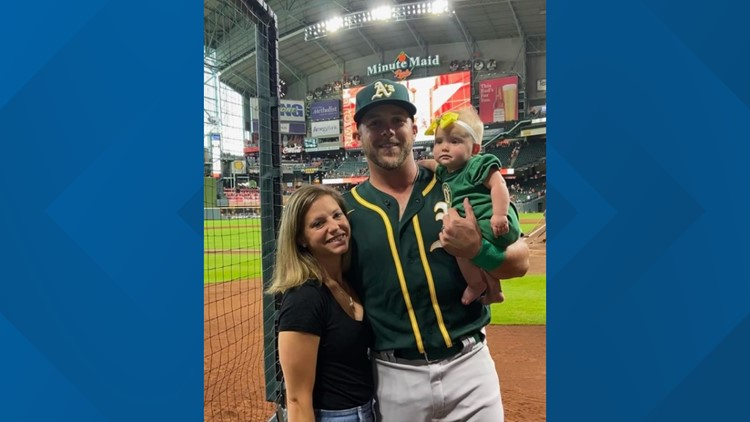 From Bartlett to the Oakland A's: Jacob Wilson's story of perseverance