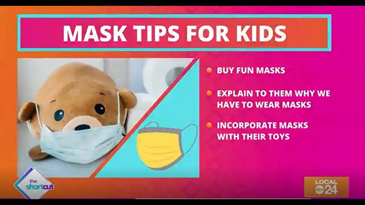 Kids and masks