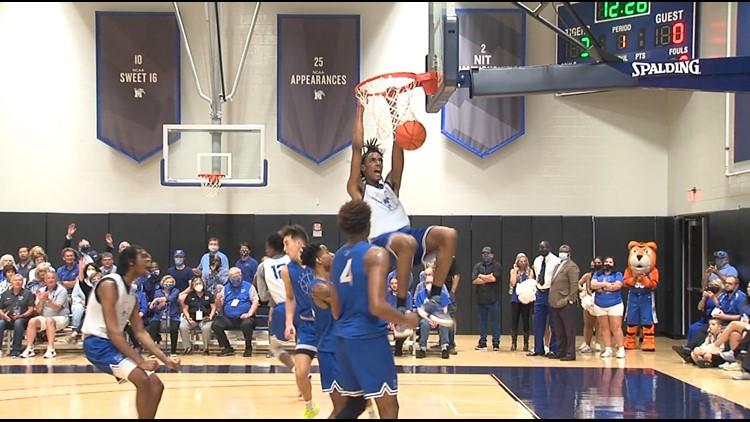 Memphis men's basketball picked second in preseason coaches poll