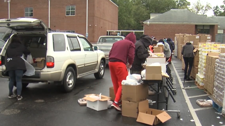 YMCA Memphis extends food distribution for kids with Fall Meals Program