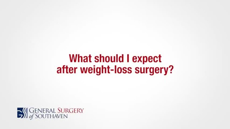 What Should I Expect After Weight Loss Surgery?