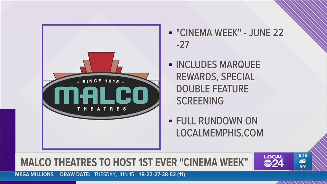 Malco Theatres to hold first-ever