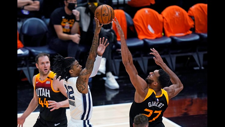 Grizzlies season ends with 126-110 loss to Jazz in Game Five
