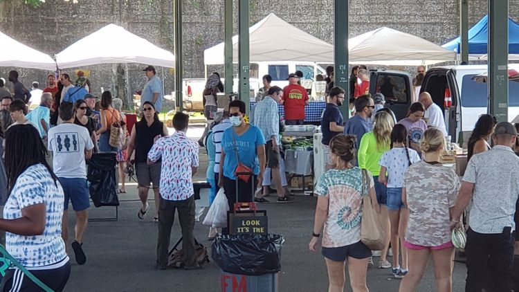 Memphis Farmers Market helps shoppers get ready for 4th of July celebrations