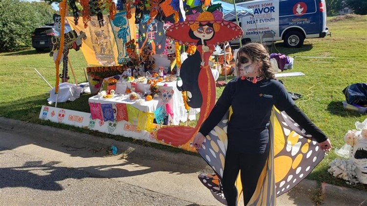Memphis theater group, Brooks Museum host Day of the Dead 'reverse parade'