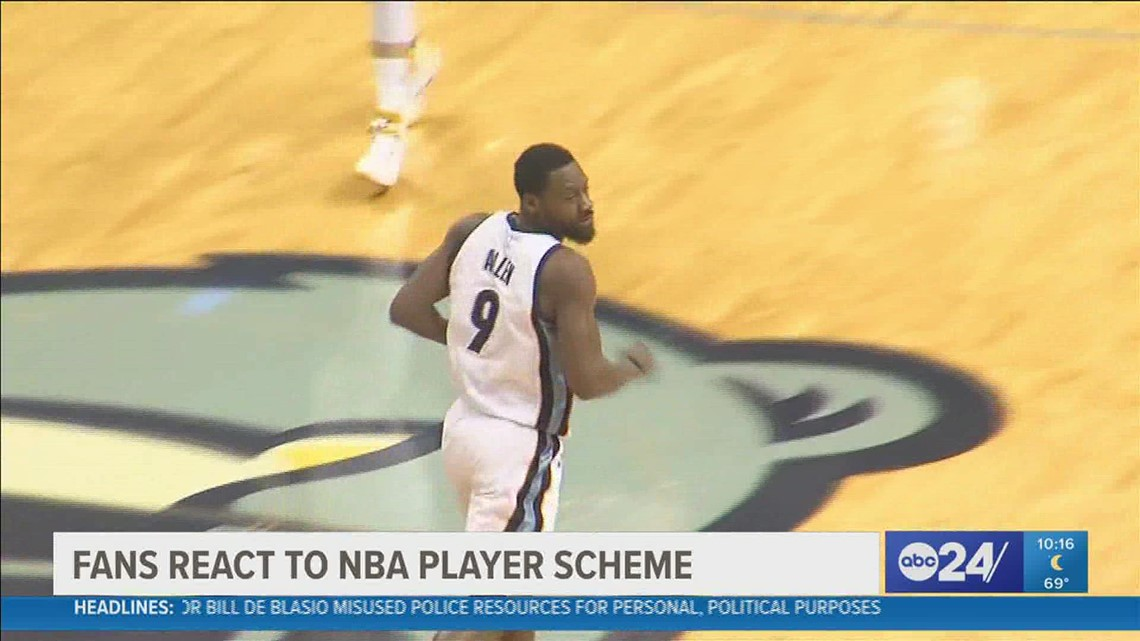 Grizzlies fan weigh in on $4M health care fraud scheme involving Tony Allen