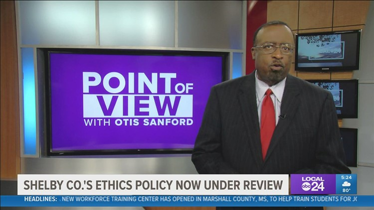 Opinion | It's always a good idea to look at ethics policies from time to time | Otis Sanford
