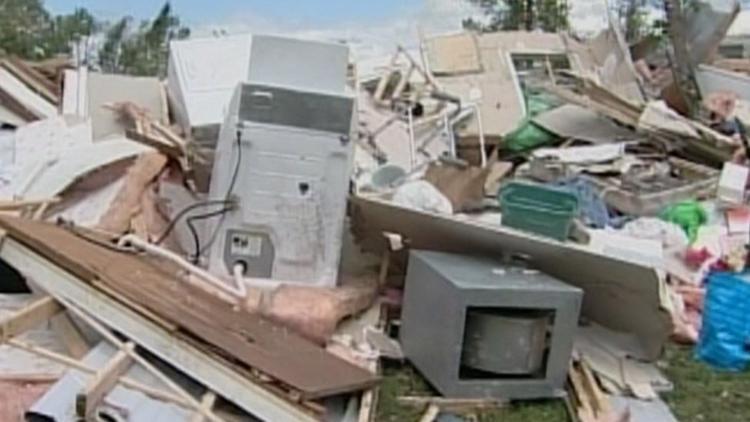 Ten years ago: Deadly tornado outbreak on April 27, 2011