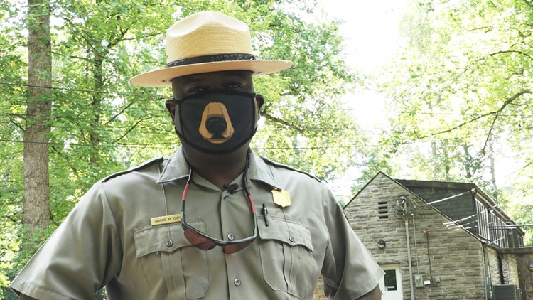 Great Smoky Mountains, NPS now require face masks outside in places where social distancing is not possible