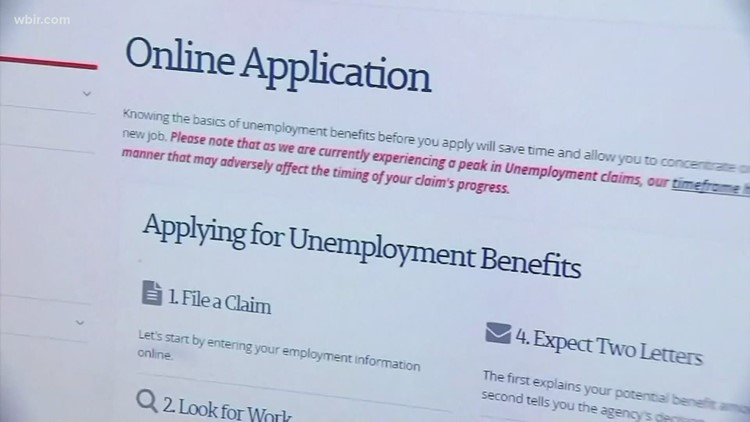 Lawsuit pending against state of Tennessee for ending federal pandemic unemployment programs early