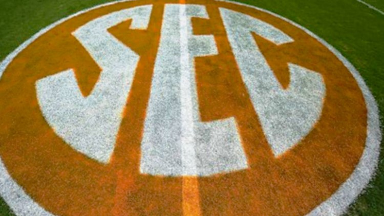 SEC releases 2021 schedule for Tennessee football