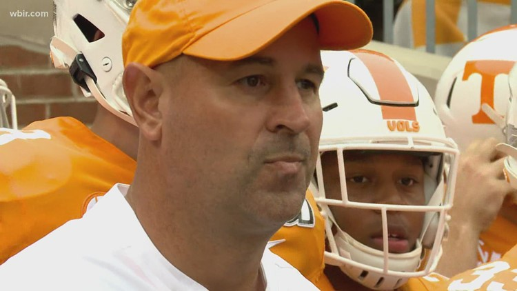 'We will not be intimidated'    UT rejects settlement talks after former coach Jeremy Pruitt's lawyer threatens lawsuit