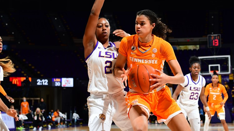 Lady Vol game vs. Mississippi State postponed due to winter weather