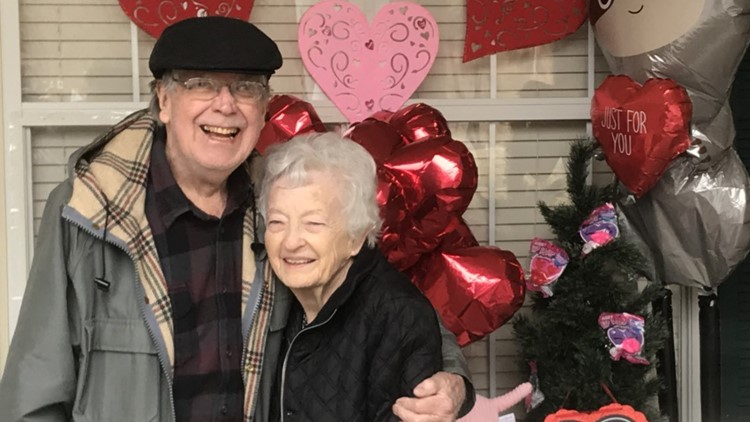 For his 'Angel': Man moves into senior living center to be with wife of 63 years