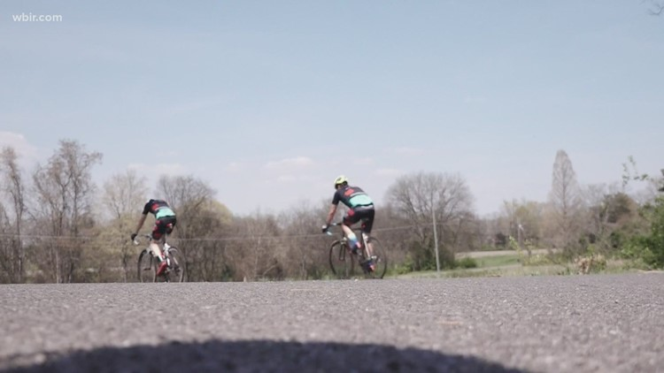 Cyclists ride across Tennessee to encourage more organ donations
