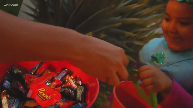 App allows neighbors to mark what trick or treaters can expect at their house on Halloween