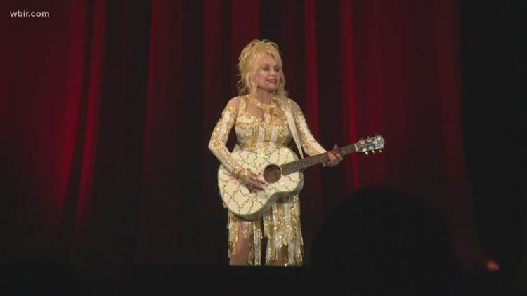 'Dolly Parton: A MusiCares tribute' coming to Netflix Wednesday