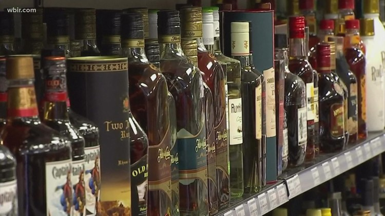 Liquor supply dripping away due to shortages, while demand soars