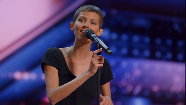 Zanesville woman ends 'America's Got Talent' journey as health takes 'turn for the worse'