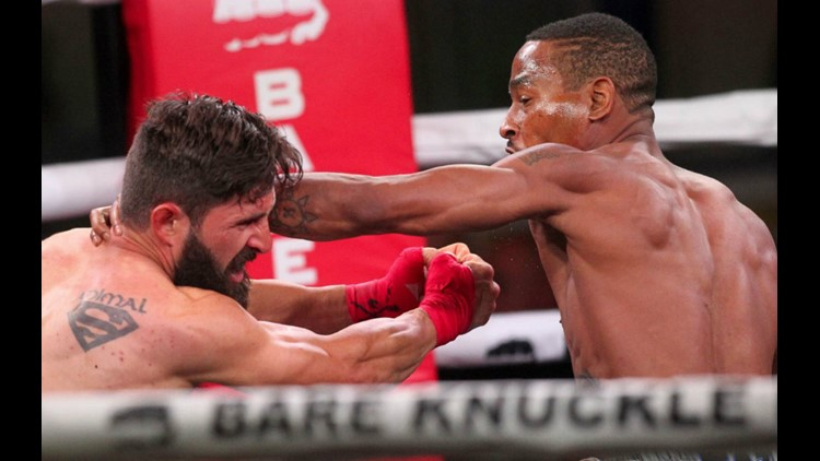 Legal Bare Knuckle Fighting Makes Bloody Debut In Wyoming 10tv Com