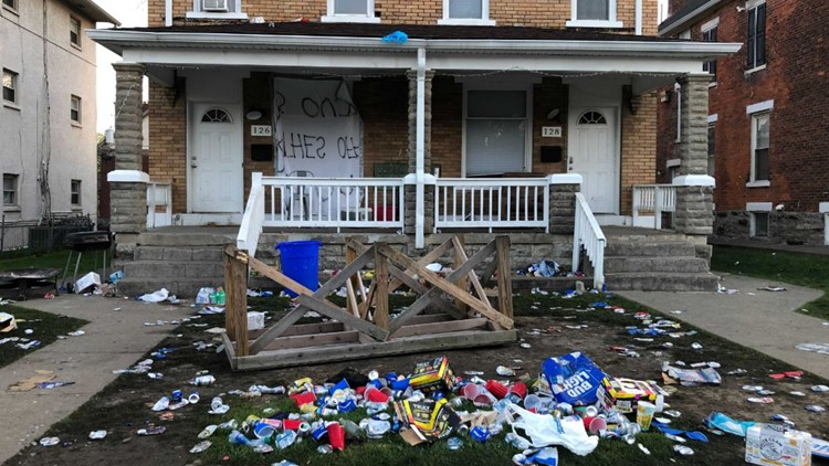 Police announce charges against 9 suspects in 'ChittFest' vandalism