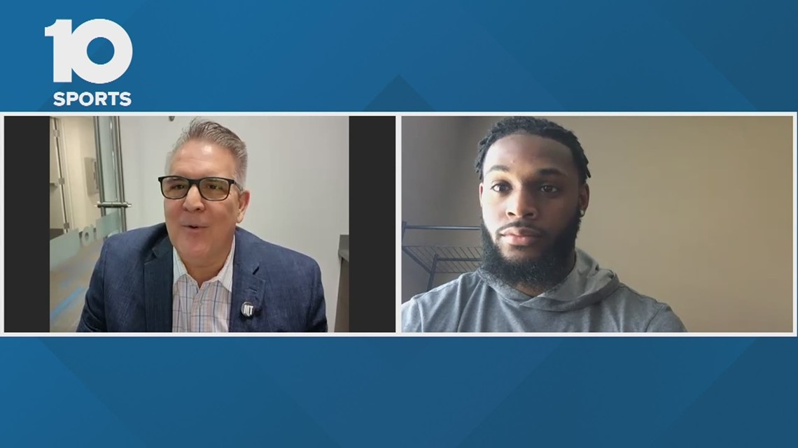 Buckeye Baron Browning talks about making it to the NFL