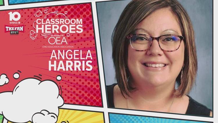 Meet Angela Harris, a Classroom Hero