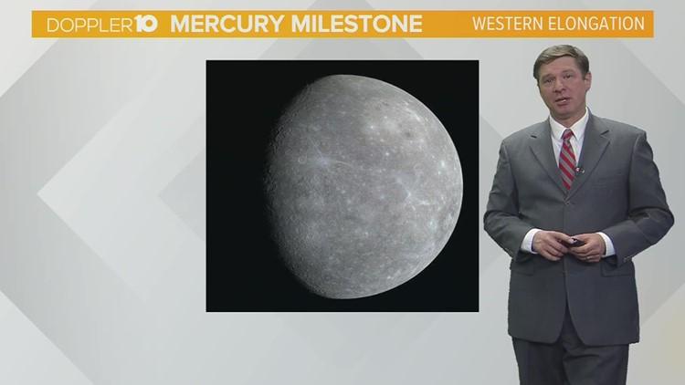 Skywatch: Mercury and Venus reach milestones this week