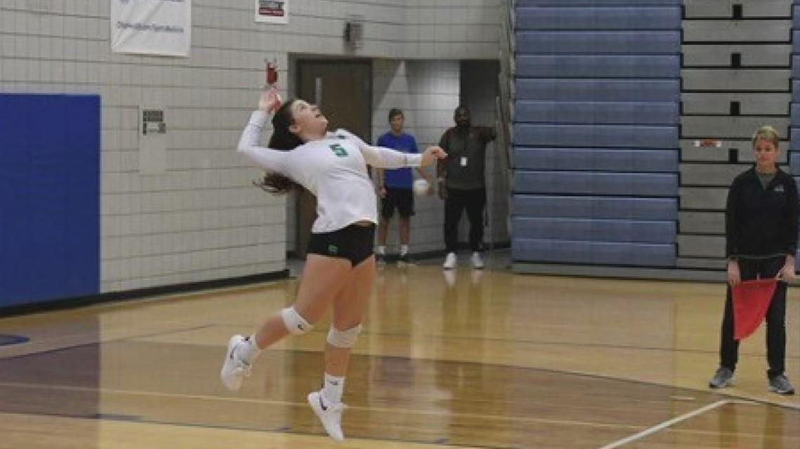 Athlete of the Week: Alexis Hoover