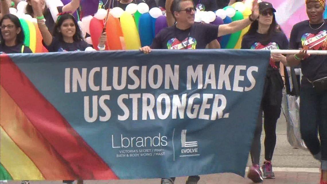 www.10tv.com: Stonewall Columbus Pride Stride celebrates, recognizes LGBTQ community safely during pandemic