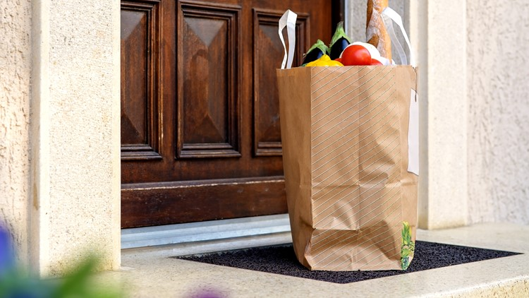 Grocery delivery services put to the test; what to expect when you order online