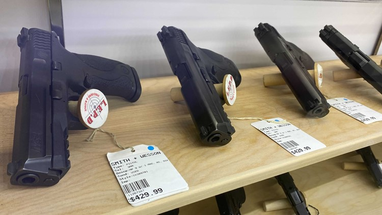 Ohio Senate approves bill upholding gun sales amid emergencies