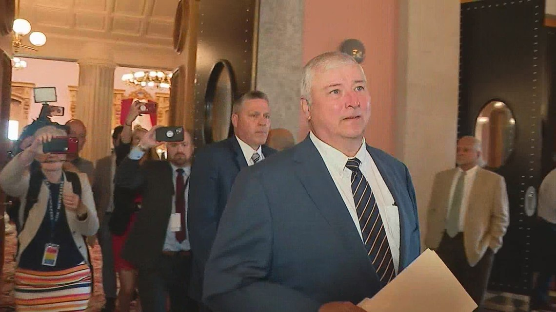 Larry Householder expelled from the Ohio House of Representatives