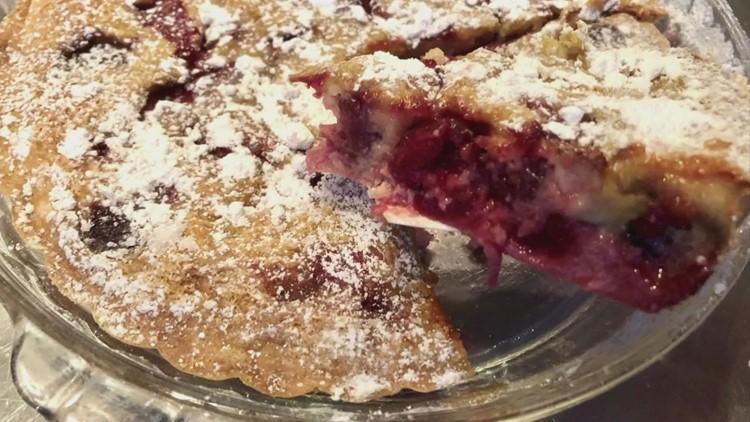 Brittany's Bites | Cherry Clafoutis