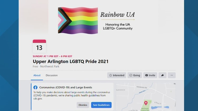 Upper Arlington set to host first-ever Pride event