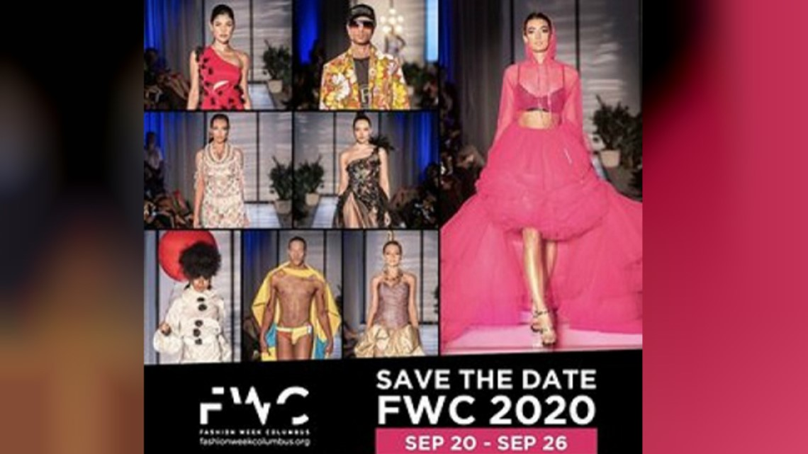 Fashion Week Columbus kicks off amid COVID-19 pandemic