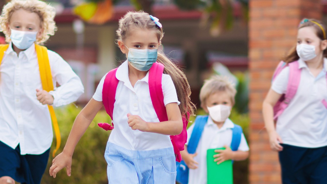 Ohio Health Order Will Require All K 12 Students To Wear A Mask 10tv Com