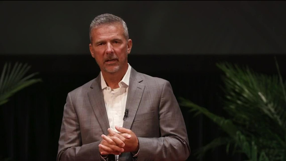 Urban Meyer discusses challenges of rebuilding in Jacksonville