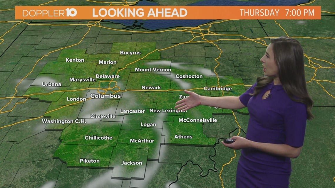 Thursday afternoon forecast | June 17, 2021